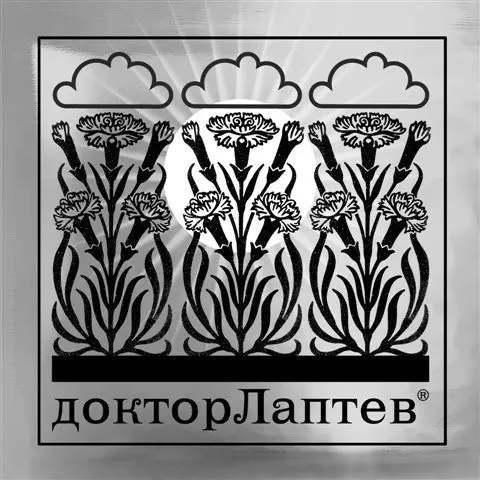 логотип Доктора Лаптева